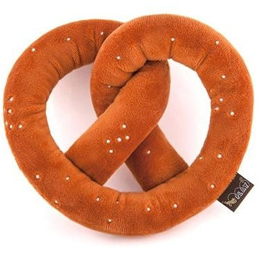 Pretzel Dog Toy - All She Wrote