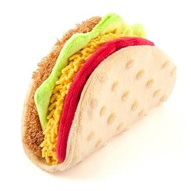 Taco Dog Toy - All She Wrote