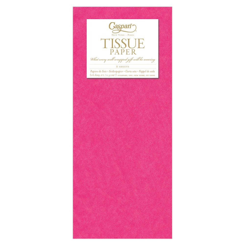 Fuchsia Tissue Paper - All She Wrote