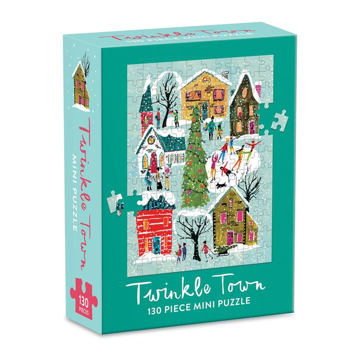 Twinkle Town Mini Puzzle