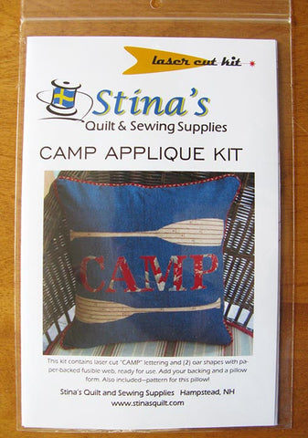 Camp Pillow Kit