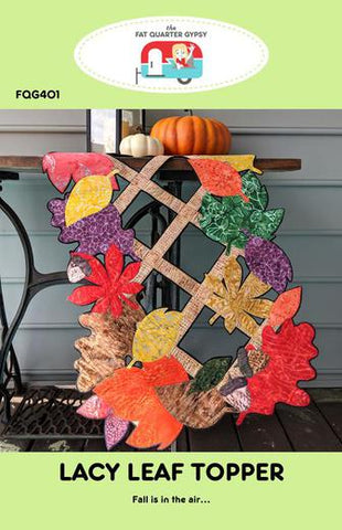 Lacy Leaf Topper kit