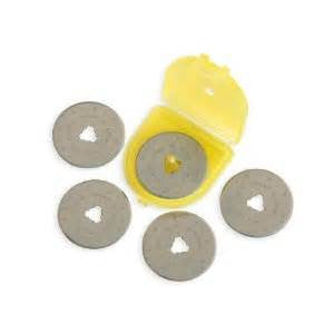 Olfa 45mm Rotary Cutter Blades