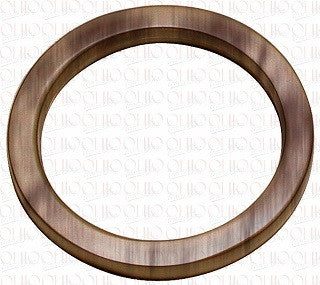 "Flat 1 1/2"" Cast Solid Rings"
