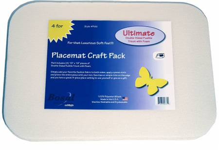 Rectangle Placemat pack