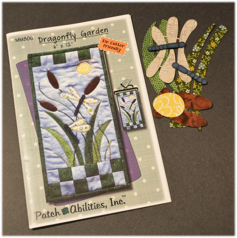 Mini Banners - Dragonfly Garden Kit