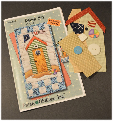 Mini Banners - Beach Hut Kit