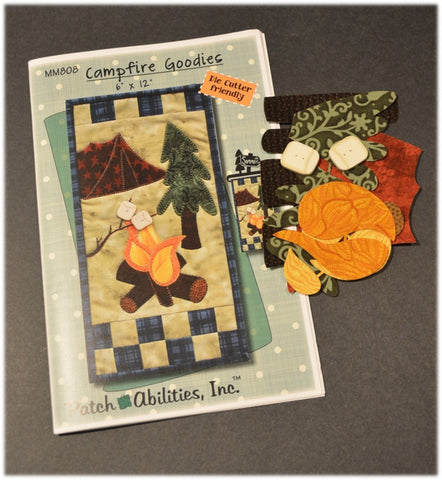 Mini Banners - Campfire Goodies Kit