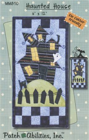 Mini Banners - Haunted House kit