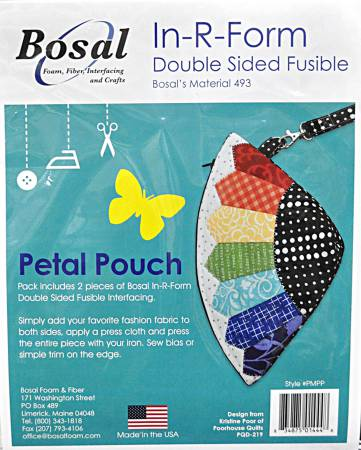 In-R-Form for Petal Pouch