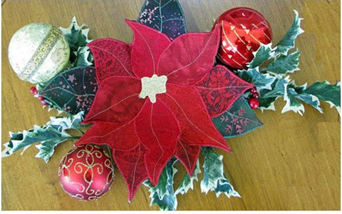 Poinsettia Accents
