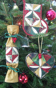 Tea Leaf Ornaments