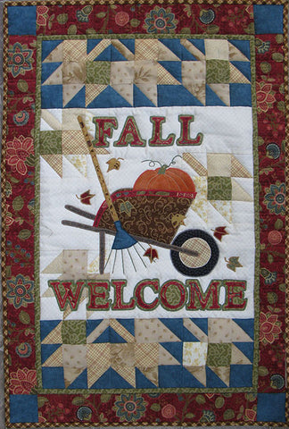 Welcome Banners - Fall