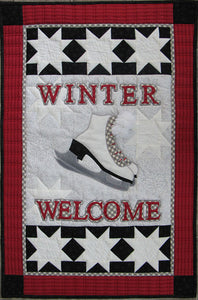Welcome Banners- Winter
