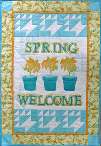 Welcome Banners - Spring