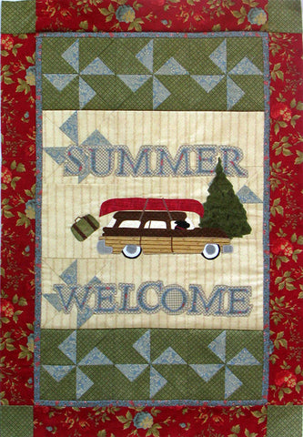 Welcome  Banners - Summer