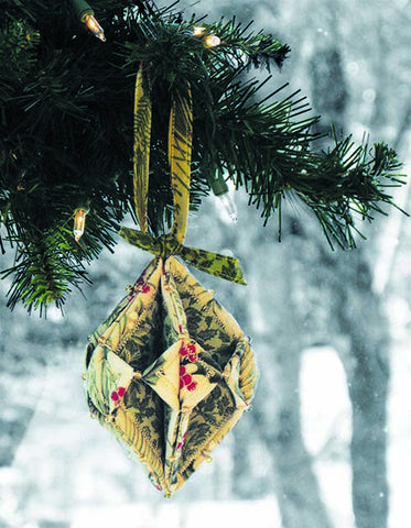Fold'n Stitch Ornaments Laser Cut Kit