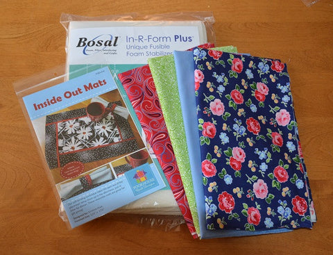 Inside Out Placemat Kit