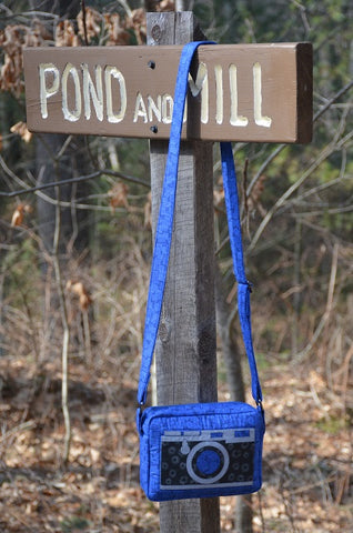 The Explore Bag on the Trail