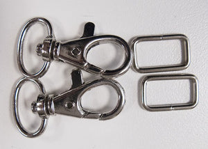 Swivel Hooks and Rings