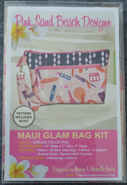Maui Glam Bag Kit