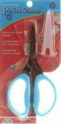 "Medium - Overall length is 6"", cutting blades are 2"" long"