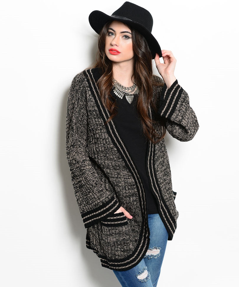 Thick Cardigan Sweater
