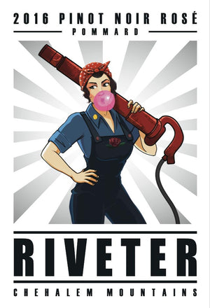 Rosé the Riveter - Release Update!