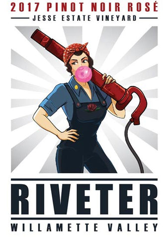 The 2017 Riveter Rosé Is On The Way!
