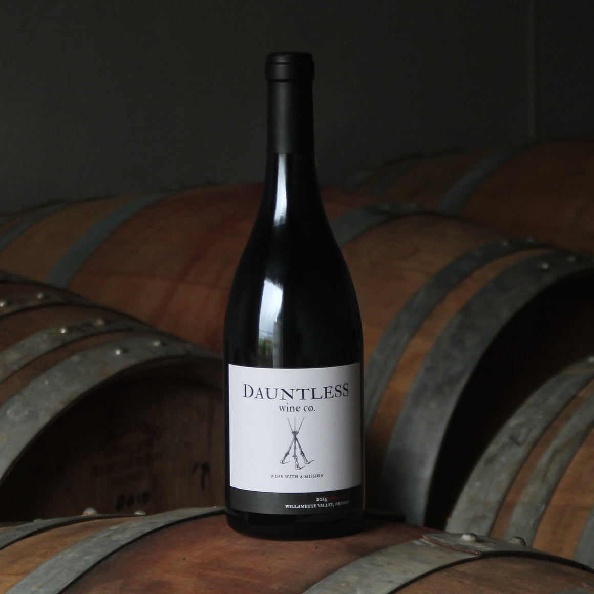 2014 Pinot Noir | Pete's MTN. | Willamette Valley, Oregon
