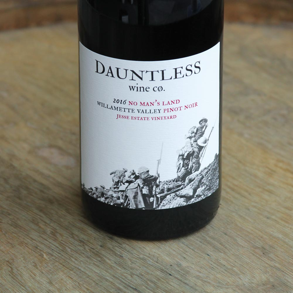 2016 Pinot Noir Wadenswil | No Man's Land | Willamette Valley, Oregon