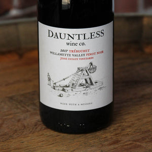 2017 Pinot Noir | Trebuchet | Willamette Valley, Oregon