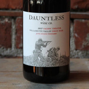 2017 Pinot Noir | Pacific Theater | Willamette Valley, Oregon