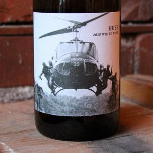 2018 White Wine | HUEY | Jesse Estate, Willamette Valley, OR