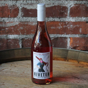 2018 Rosé Pinot Noir | RIVETER | Jesse Estate | Willamette Valley, Oregon