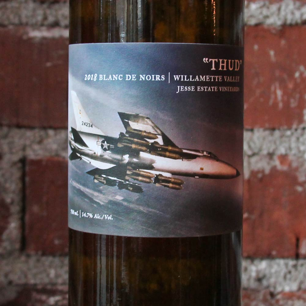 "2018 Blanc De Noirs | ""Thud"" 