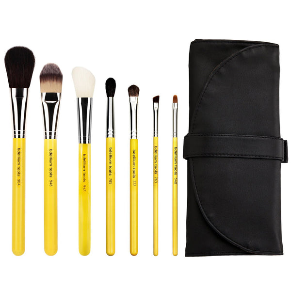 Studio Line - Basic 7pc. Brush Set with Roll Up Pouch(1)