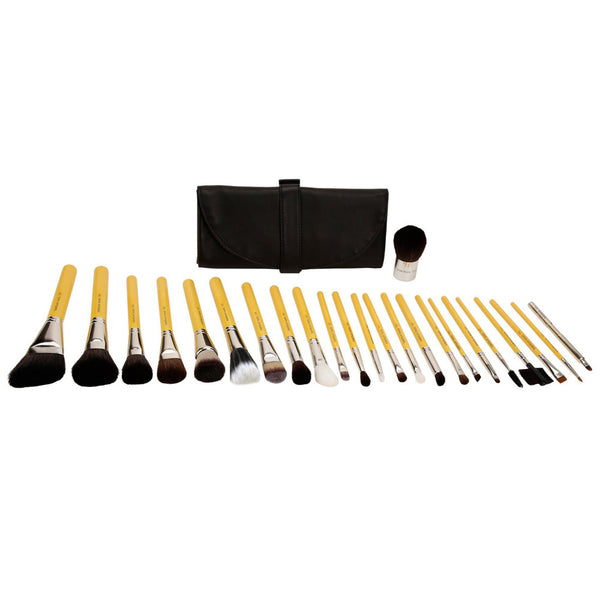 Studio Line - Luxury 24pc. Brush Set with Roll Up Pouch (1)