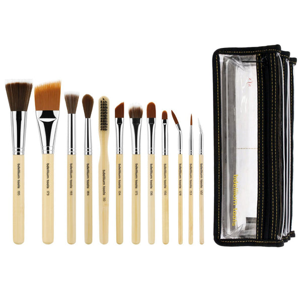 SFX Brush Set 12 pc. with Double Pouch (1st Collection) (1)