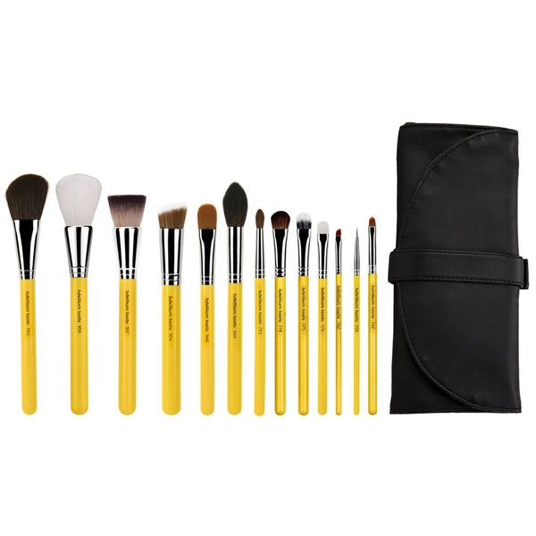 Studio Line - The Collection 14pc. Brush Set with Roll Up Pouch(1)