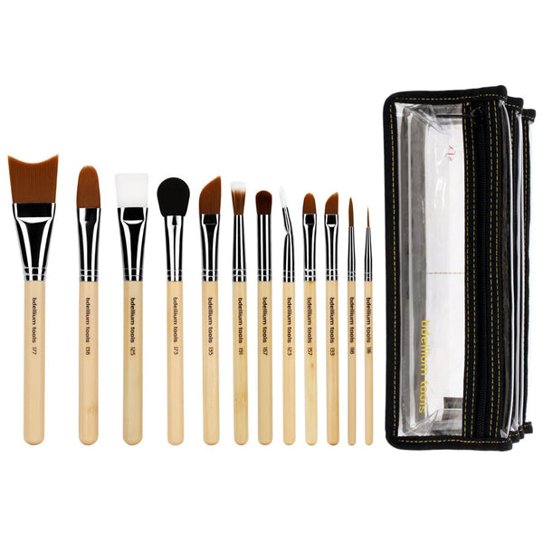 SFX Brush Set 12 pc. with Double Pouch (2nd Collection)(1)