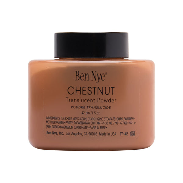 Chestnut Translucent Face Powder