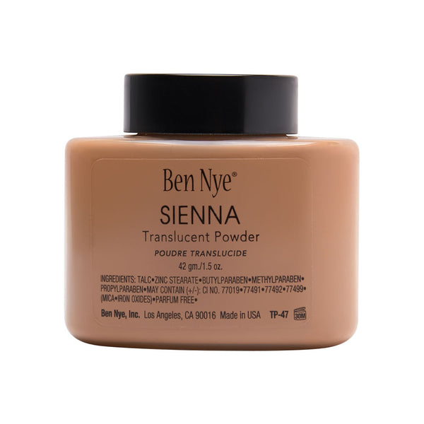 Sienna Translucent Face Powder
