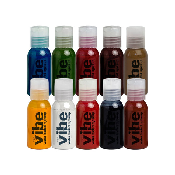 Vibe SFX 10 Pack Airbrush Set