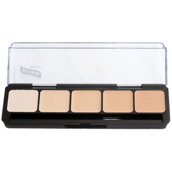 HD Glamour Creme Foundation Palettes
