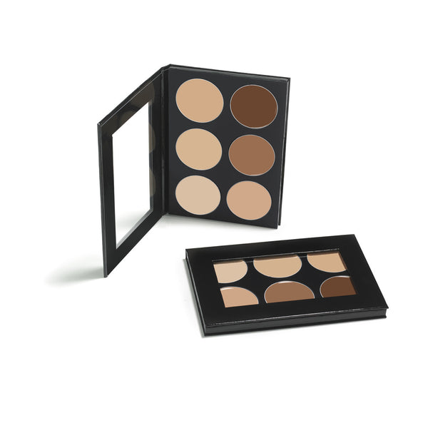 Celebre Pro-HD Conceal-It Palette - 6 Shades