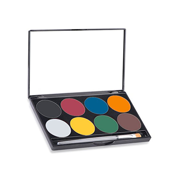 Paradise Makeup AQ - 8 Color Palette