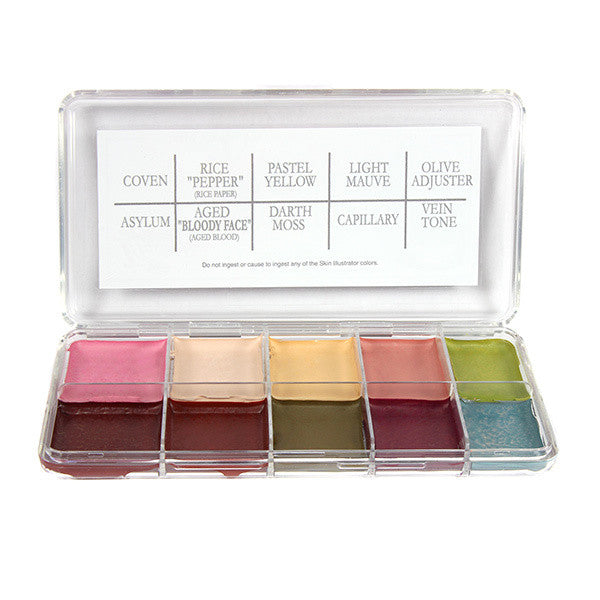 Premiere Products Skin Illustrator American Horror Palette (1)