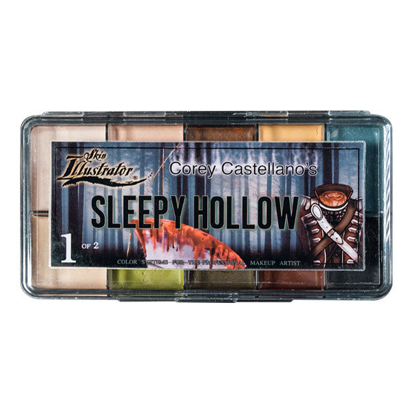 Skin Illustrator Sleepy Hollow 1 Palette