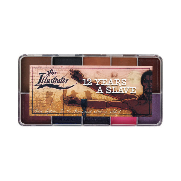 Premiere Products Skin Illustrator 12  Years A Slave Palette (2)